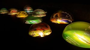 Info bubbles