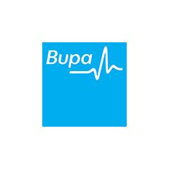 Client Logo Bupa