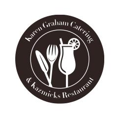 Karen Graham Catering & Kazmicks Restaurant client logo
