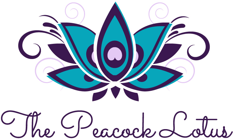 The Peacock Lotus project work logo